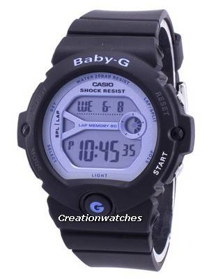 Casio Running Baby-G Shock Resistant Digital BG-6903-1 BG6903-1 Women's Watch