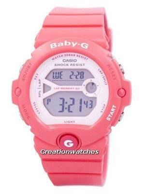 Casio Baby-G Dual Time Lap Memory BG-6903-4 Women's Watch