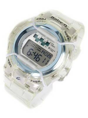 Baby-G Jelly Watch BG1001-7V