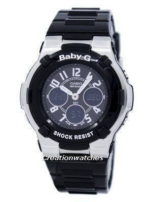 Casio Baby-G World Time BGA-110-1B2 BGA110-1B2 Womens Watch