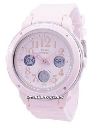 Casio Baby-G Shock Resistant Analog Digital BGA-150EF-4B BGA150EF-4B Women's Watch