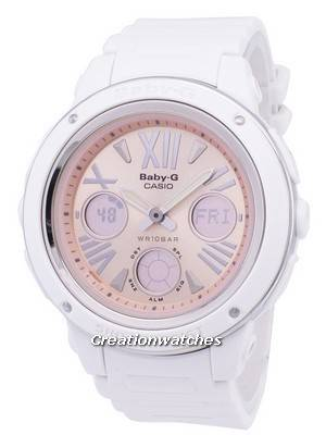 Casio Baby-G Analog Digital BGA-152-7B2 Women's Watch