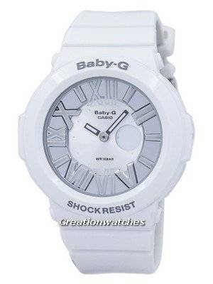 Casio Baby-G Ana-Digi Neon Illuminator BGA-160-7B1 Women's Watch