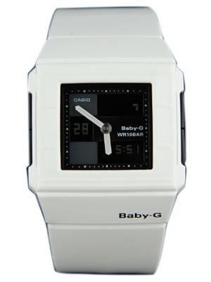 Casio Baby-G Chronograph Alarm World Time Watch BGA-200-7E2 BGA-200-7 BGA-200-7E Ladies Watch