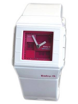 Casio Baby-G Alarm Digital BGA-200-7E3 Womens Watch