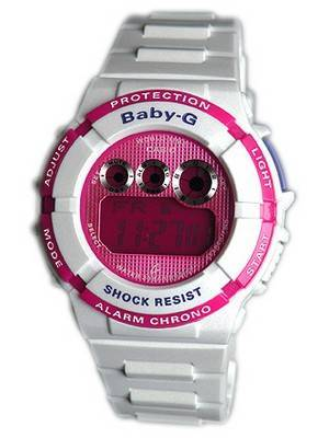 Casio Baby-G World Time BGD-121-7D Womens Watch