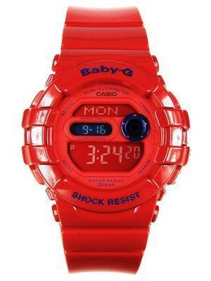 Casio Baby-G Dual Illuminator BGD-140-4 Womens Watch