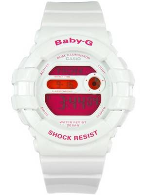 Casio Baby-G Dual Illuminator BGD-140-7B Womens Watch