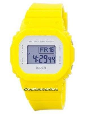 Casio Baby-G Alarm Digital 200M BGD-560CU-9 BGD560CU-9 Women's Watch