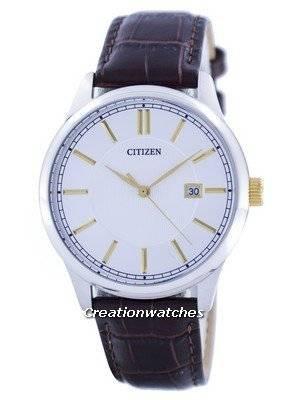 Citizen Quartz Silver Dial BI1054-04A Men's Watch