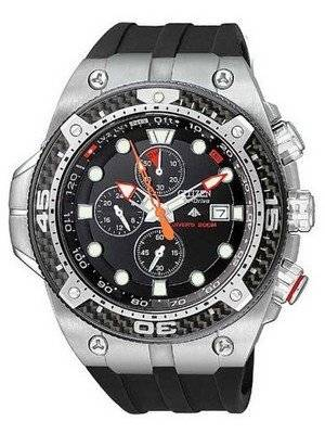 Citizen Diver's Aqualand Promaster BJ2135-00E BJ2135 Chronograph Men's Watch