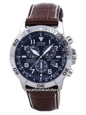 Citizen Perpetual Calendar Chronograph Eco-Drive Mens Watch BL5250-11L/BL5250-02L