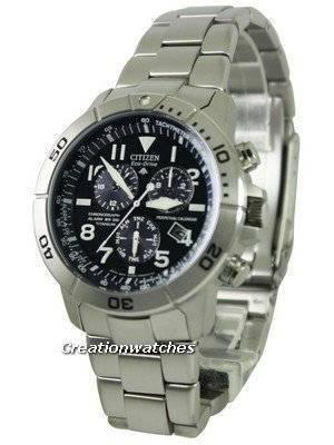 Citizen Eco-Drive Titanium Perpetual BL5251-51L /  BL5250-53L Men's Watch