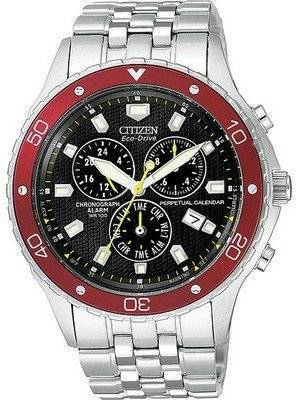 Citizen Eco-Drive Perpetual Calendar BL5290-59F Mens Watch