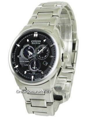 Citizen Eco-Drive Perpetual Calendar BL5480-53E Men's Watch