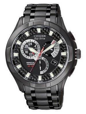 Citizen Eco-Drive Perpetual Calendar BL8097-52E BL8097 Men's Watch
