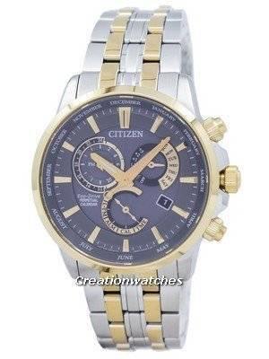 Citizen Eco-Drive Perpetual Calendar GMT BL8144-54H Men's Watch
