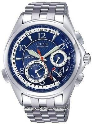 Citizen Minute Repeater Eco Drive Perpetual Calendar BL9000-83L