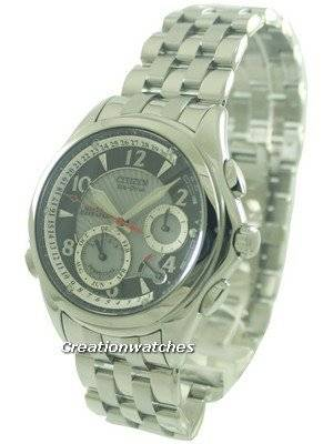 Citizen Eco-Drive Perpetual Calendar BL9006-87E Mens Watch