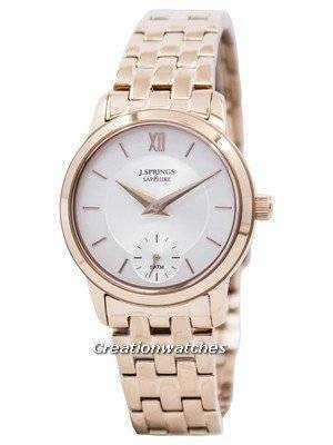 J.Springs by Seiko Sapphire Dress Quartz BLD019 Women's Watch