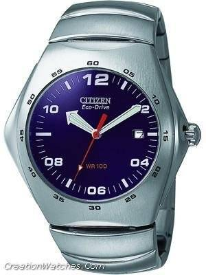 Citizen Eco-Drive 100m Men's Watch BM1050-58N BM1050