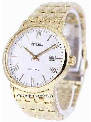 Citizen Eco-Drive White Dial BM6772-56A Men's Watch