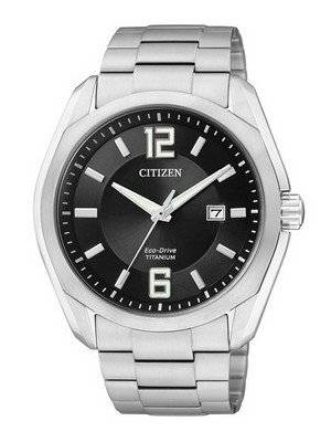 Citizen Eco-Drive Super Titanium BM7081-51E BM7081-51 Men's Watch