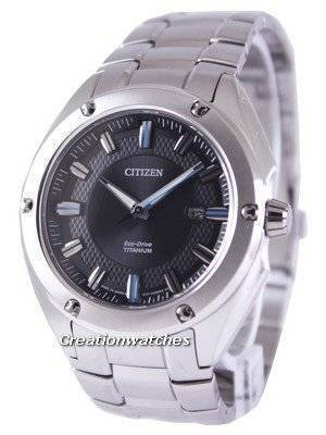 Citizen Eco-Drive Super Titanium BM7130-58E Mens Watch
