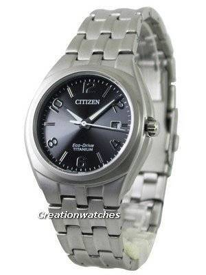 Citizen Eco-Drive Super Titanium BM7150-51E Men's Watch