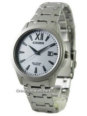 Citizen Eco-Drive Super Titanium BM7240-50A Men's Watch