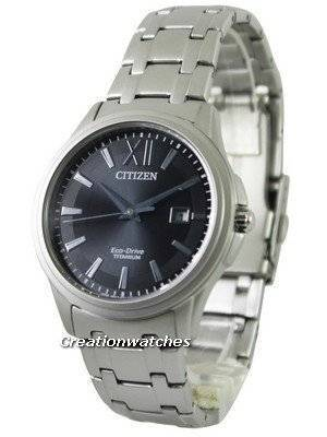 Citizen Eco-Drive Super Titanium BM7240-50E Men's Watch