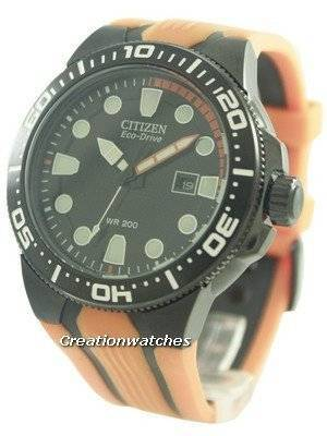 Citizen Eco-Drive Scuba Fin Diver's BN0097-11E Men's Watch