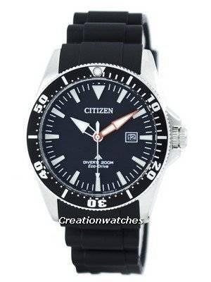 Citizen Promaster Marine Diver's Eco-Drive 200M BN0100-42E Men's Watch