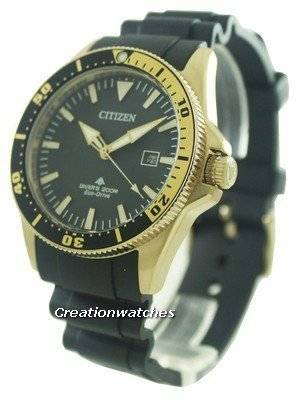Citizen Eco-Drive Professional Divers BN0104-09E Men's Watch