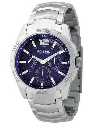 Fossil Multifunction Blue Dial BQ9346 Men's Watch