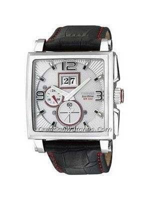 Citizen Eco Drive Perpetual Calendar Twin Date Watch BT0070-01A