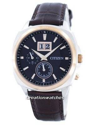 Citizen Eco-Drive Perpetual Calendar BT0084-07E Men's Watch