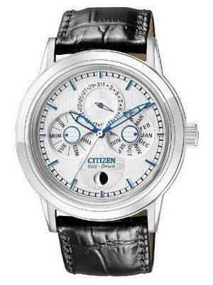 Citizen Eco Moon Phase Calibre 8651 BU0030-00A