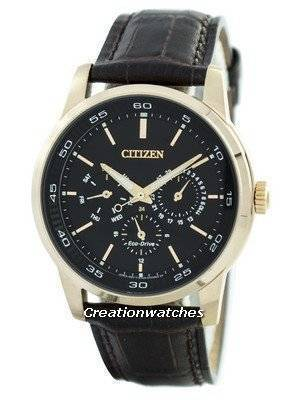 Citizen Eco-Drive Dress Power Reserve BU2013-08E Men's Watch