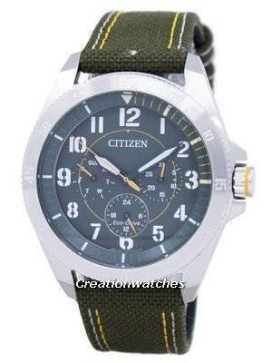 Citizen Eco-Drive BU2030-09W Men's Watch