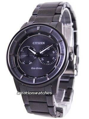 Citizen Eco-Drive Power Reserve BU4005-56H Men's Watch