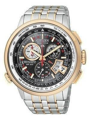 Citizen Eco-Drive Radio Controlled Perpetual Calendar BY0006-50E BY0006 Promaster Limited Edition Watch
