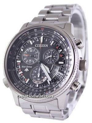 Citizen Eco-Drive Titanium Atomic Power Reserve BY0086-51E Men's Watch