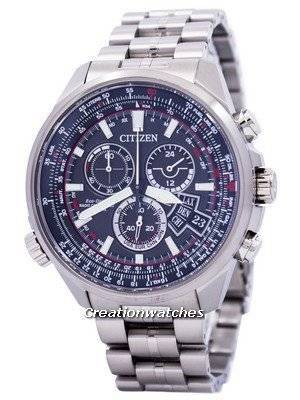 Citizen Eco-Drive Radio Controlled Titanium BY0120-54E Men's Watch