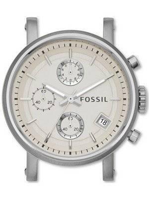 Fossil Original BoyFriend Chronograph Stainless Steel C181018 Women's Watch