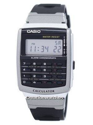 Casio Classic Quartz Calculator CA-56-1DF CA56-1DF Men's Watch