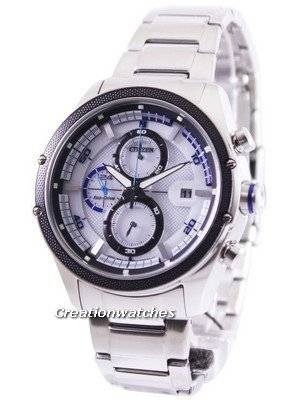 Citizen Eco-Drive Chronograph CA0120-51A Mens Watch