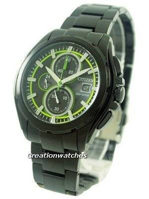Citizen Eco-drive Chronograph Sports CA0275-55E Men's Watch
