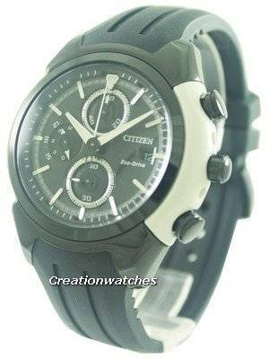 Citizen Eco-Drive Chronograph CA0286-08E Men's Watch