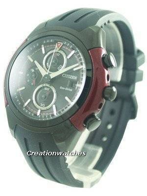 Citizen Eco-Drive Chronograph CA0287-05E Men's Watch